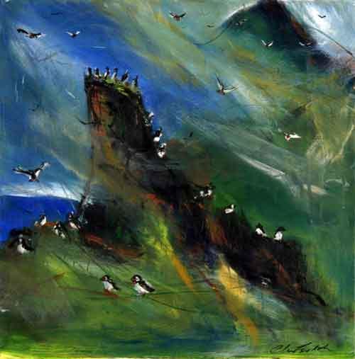 Mågerne på Mykiness