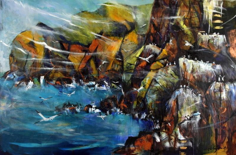 Færøsk landskab I