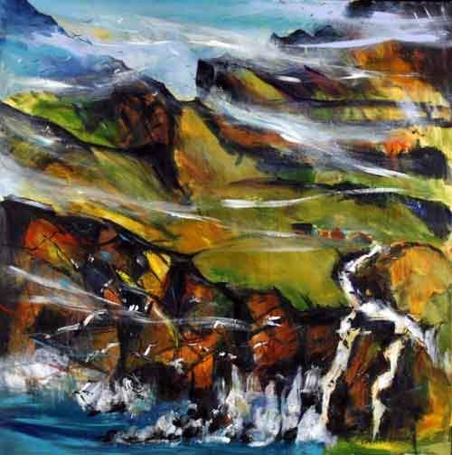 Færøsk landskab II