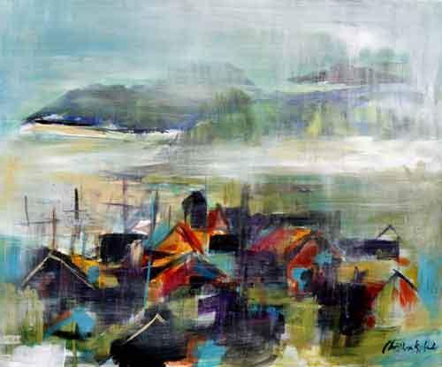 Byen ved fjorden