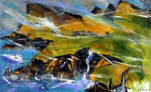 Færøsk landskab