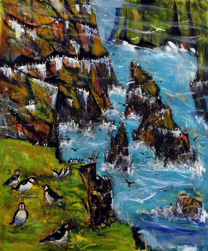 Fuglefjeld - Færøerne