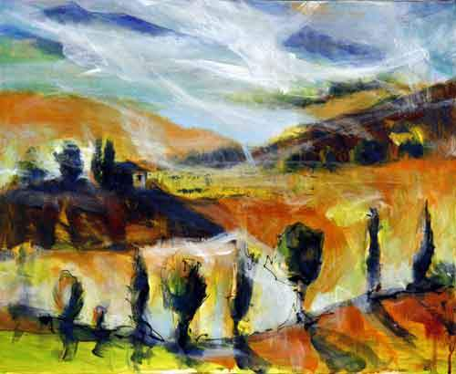 Toscanske efterår