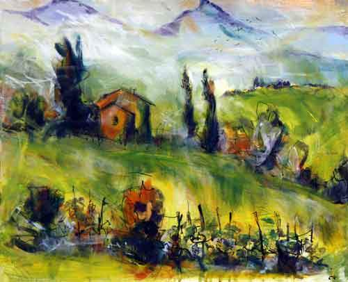 Vild Timian Toscana