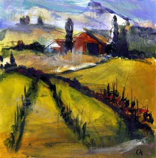 A Champagne Toscana
