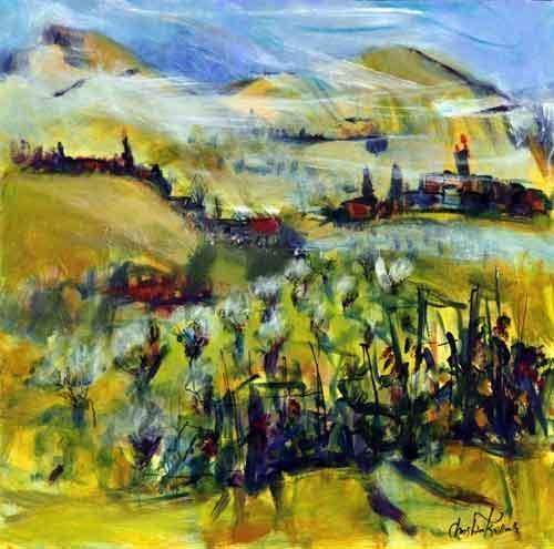 Olivenlund - Toscana