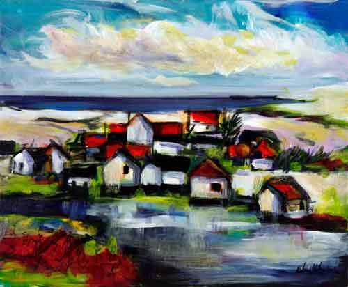 By ved havet