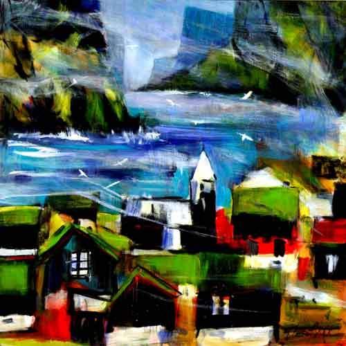 Bour - Færøerne