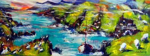 Fiskekutter - Færøerne