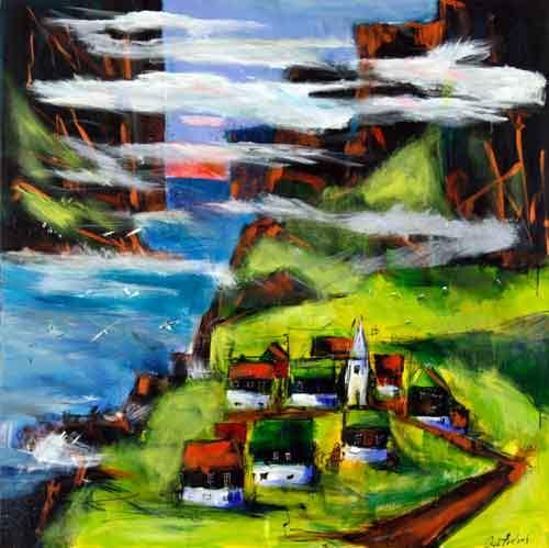 Bygd - Færøerne