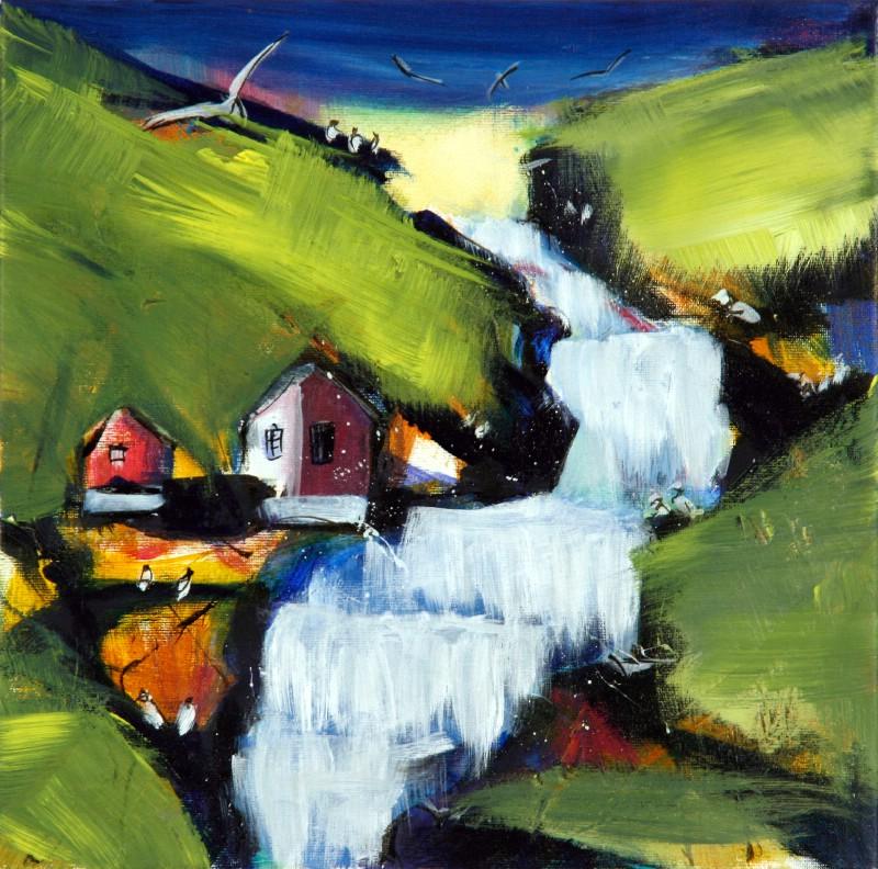 Pink Natur - Færøerne