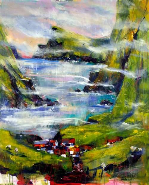 De norlige søer - Færøerne
