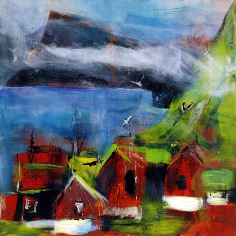 Færøerne - Bygd