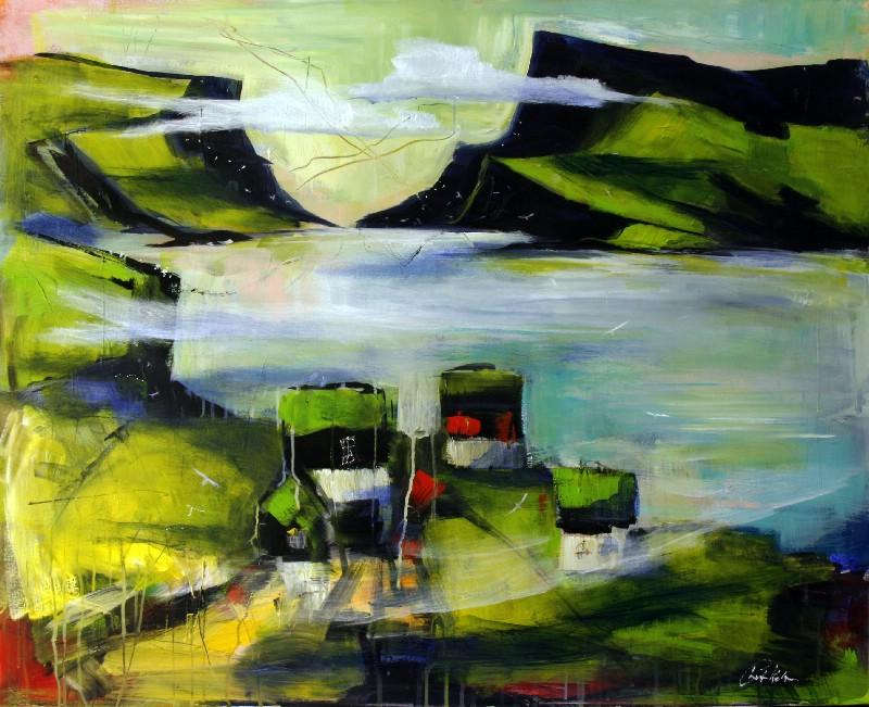 Forladt bygd - Færøerne