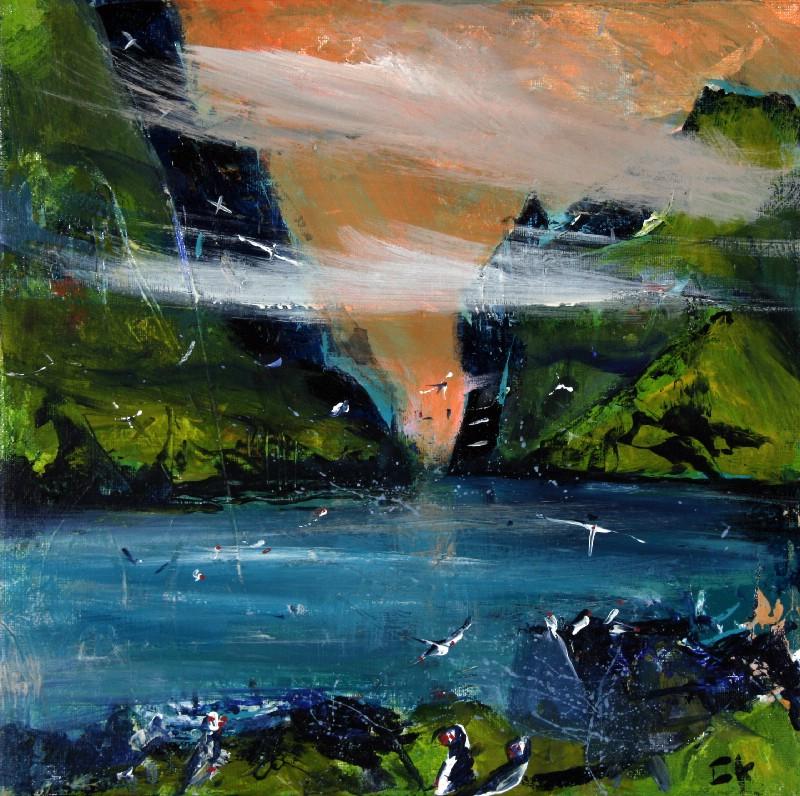 Morning- Færøerne