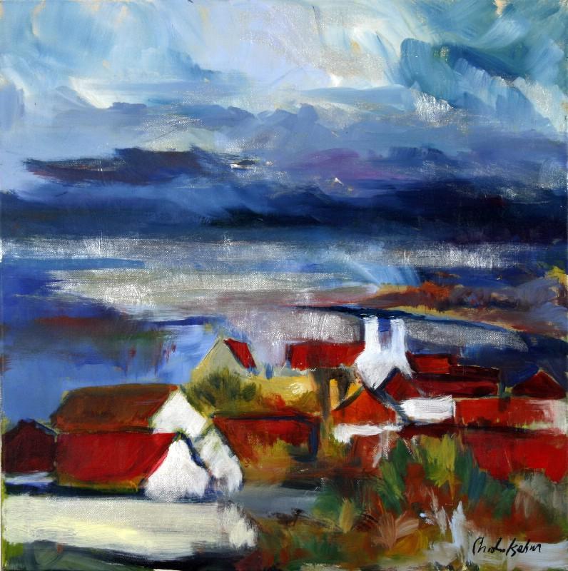 Bornholm med sommerhuse II