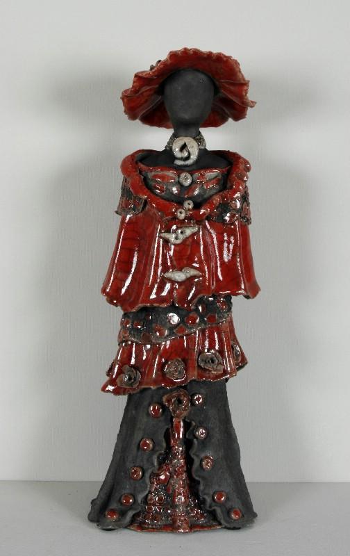 kvindeskulptur