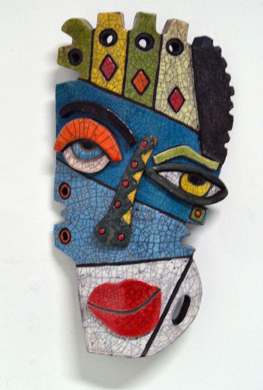 Maske - vægophæng