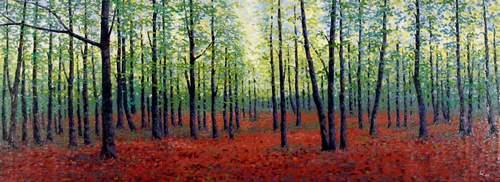I skovens stille dybe ro II