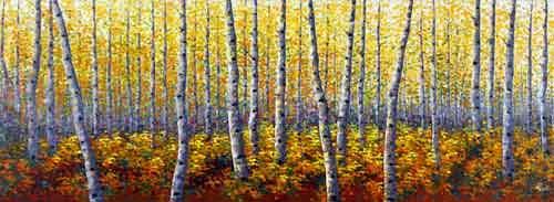 I skovens stille ro I