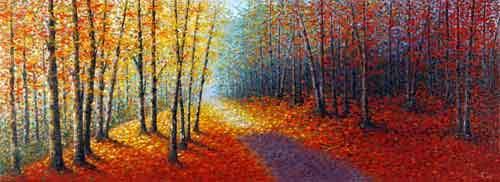 I skovens stille ro II