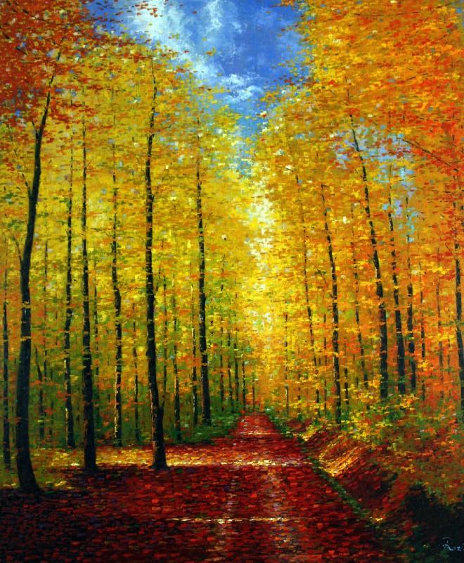Mod efteråret